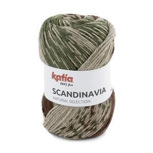 Katia Scandinavia Groen Bruin (203)