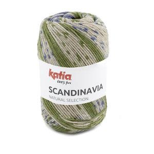Katia Scandinavia 205 - Groen Blauw