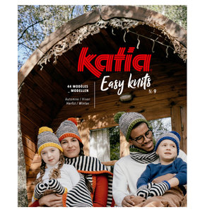 Katia Magazine Easy Knits 9 herfst/winter 2020/21