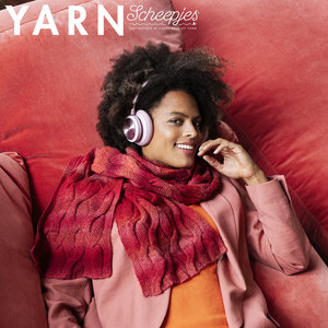 Scheepjes Twisted Roots Sjaal - Yarn 10