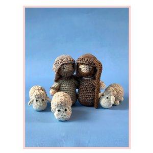 Garenpakket: Herders & Schapen