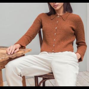 Lana Grossa Breipakket: Vest Cool Wool (19-08)