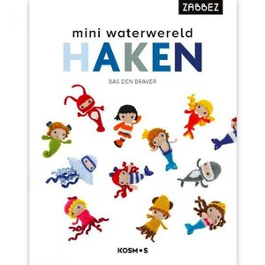 Mini waterwereld haken - Zabbez
