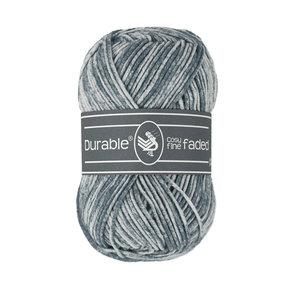 Durable Cosy Fine Faded 2228 - Silver Grey