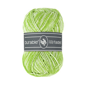 Durable Cosy Fine Faded 352 - Lime