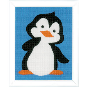Vervaco Penelope Kit Pinguin - Kits 4 Kids