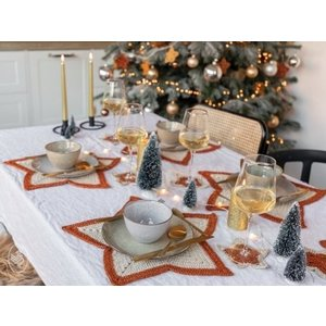 Durable Haakpakket A Starry Christmas Table