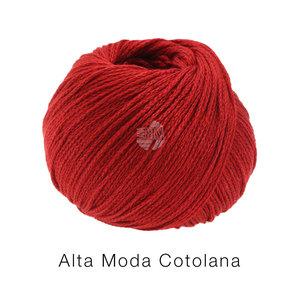 Lana Grossa Alta Moda Cotolana Wijnrood (05)