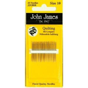 John James Quilting naalden