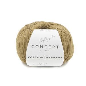 Katia Cotton cashmere Bruin (75)