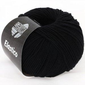 Lana Grossa Elastico 024 - Zwart