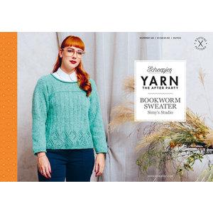 Scheepjes Yarn afterparty 123: Bookworm Sweater