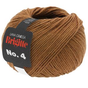 Lana Grossa Brigitte No.4 Bruin (04)