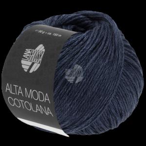 Lana Grossa Alta Moda Cotolana 29 - Nacht Blauw