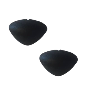 Veiligheidsneus driehoek soft zwart