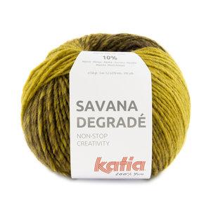 Katia Savana Degradé 103 - Oker/Bruin/Grijs