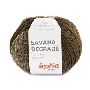 Katia Savana Degradé 106 - Beige/Grijs/Bruin