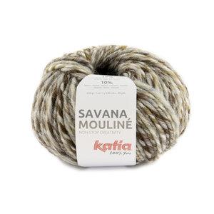 Katia Savana Mouliné 206 - Beige/Grijs/Bruin