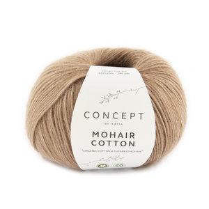 Katia Mohair Cotton 74 - Beigerood
