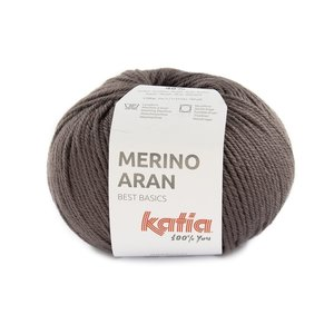 Katia Merino Aran 94 - Aubergine