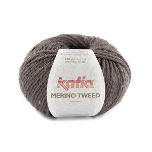 Katia Merino Tweed 316 - Aubergine