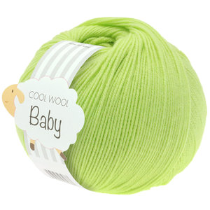 Lana Grossa Cool Wool Baby 228 - Limoen