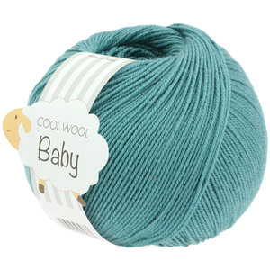 Lana Grossa Cool Wool Baby 284 - Mint Turquoise