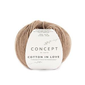 Katia Cotton In Love 56 - Beigerood