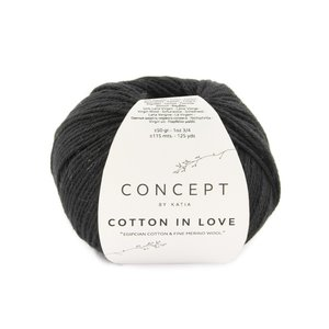 Katia Cotton In Love 62 - Zwart