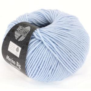 Lana Grossa Cool Wool Big 604 - Licht Blauw