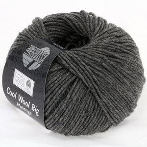 Lana Grossa Cool Wool Big 617 - Donker Grijs Gemêleerd