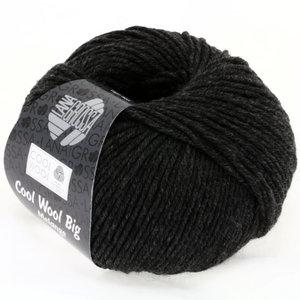 Lana Grossa Cool Wool Big 618 - Antraciet