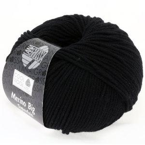 Lana Grossa Cool Wool Big 627 - Zwart
