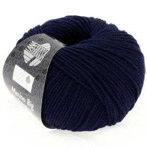 Lana Grossa Cool Wool Big 630 - Nachtblauw