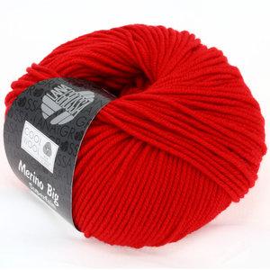 Lana Grossa Cool Wool Big 923 - Briljantrood