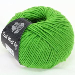 Lana Grossa Cool Wool Big 941 - Licht Groen
