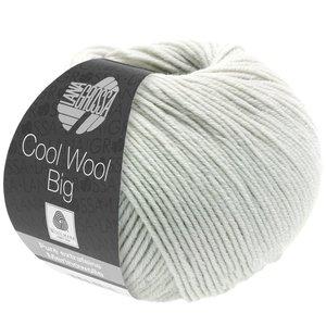 Lana Grossa Cool Wool Big 1002 - Witgrijs