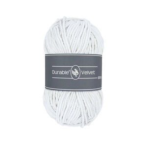 Durable Velvet 310 - White