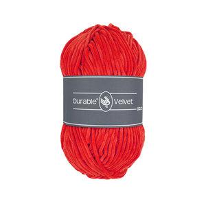 Durable Velvet 318 - Tomato