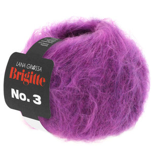 Lana Grossa Brigitte No. 3 - 05 - Violet