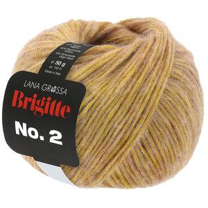 Lana Grossa Brigitte No.2 - 37 - Zandgeel