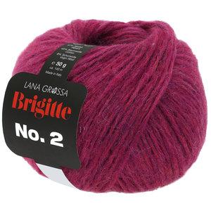Lana Grossa Brigitte No.2 - 38 - Fuchsia