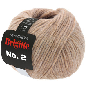 Lana Grossa Brigitte No.2 - 43 - Rozenhout
