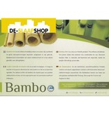 Matras pocketvering traagschuim 500 bamboe 90x220