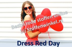Dress Red Day