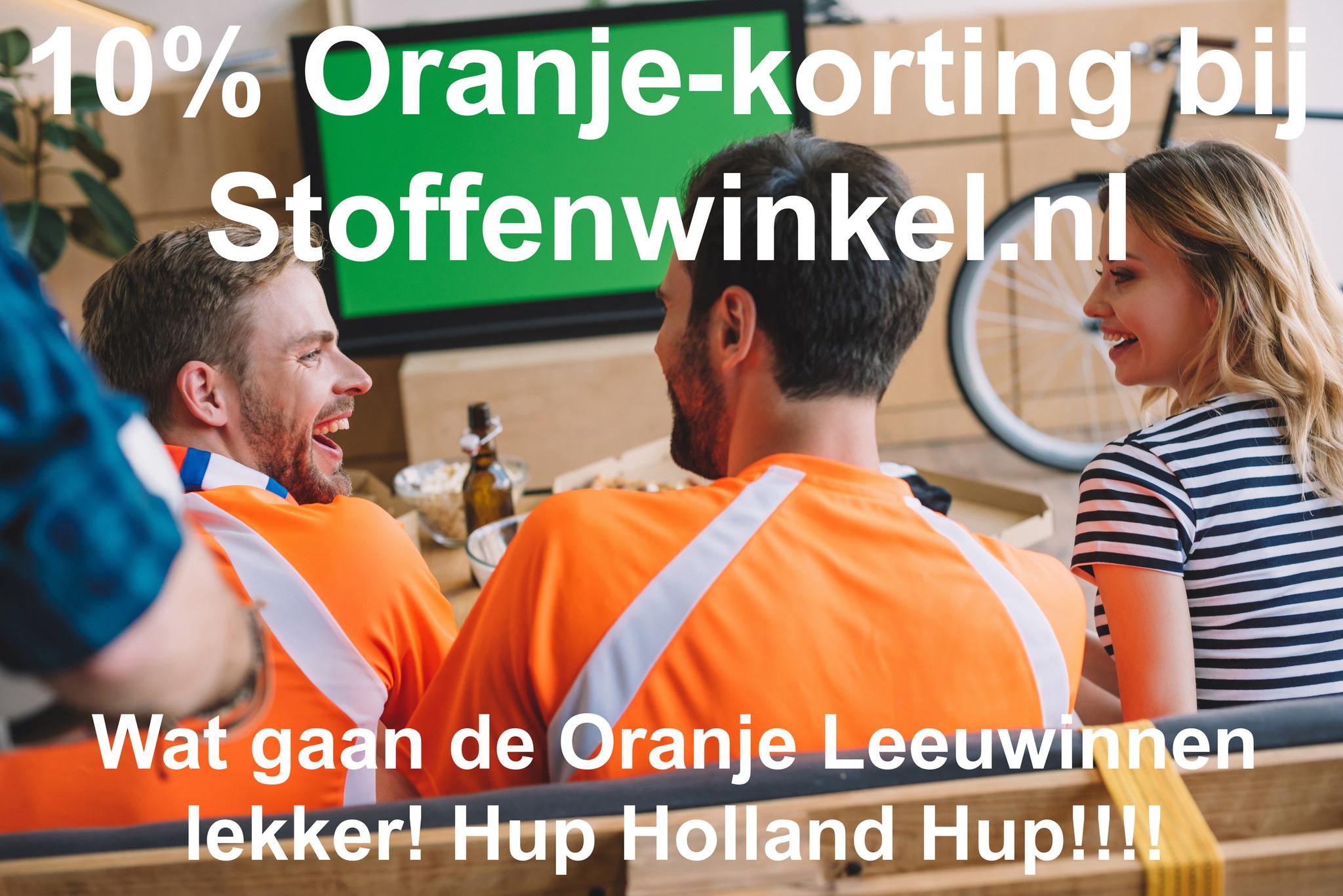 Hup Oranje Leeuwinnen!