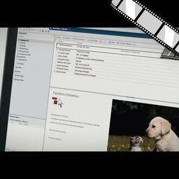 """Video """"Gefahren durch E-Mail-Anlagen"""" szenisch"""