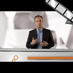 "Video ""Facebook-App auf dem Smartphone"" moderiert"