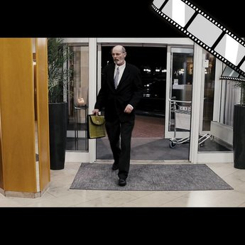 """szenisches Video """"WLAN in der Hotellobby"""""""