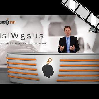 "moderiertes Video ""Komplexe Kennwörter merken"""